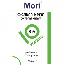 MORİ OKSİDAN VOLUME 10 - %3 - 1000 ML