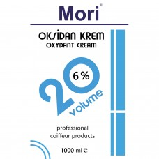 MORİ OKSİDAN VOLUME 20 - %6 - 1000 ML