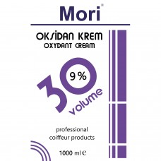 MORİ OKSİDAN VOLUME 30 - %9 - 1000 ML