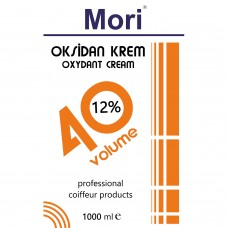 MORİ OKSİDAN 40 VOLUME - %12 - 1000 ML